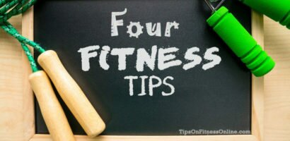 4 Fitness_Tips for success